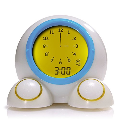 PlayMonster Teach Me Time Educational Alarm Clock Night...