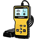 kungfuren OBD2 Scanner, Universal OBD2 Code Reader Car Automotive Check Engine Light Error Analyzer Auto CAN Vehicle Diagnostic Scan Tool for OBDII Protocol Cars Since 1996