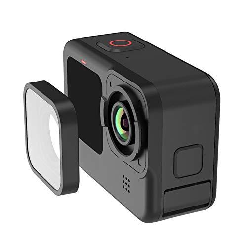Sunnyushine Filtro Polarizzatore per GoPro Hero 9 Nero, Filtro Polarizzatore Circolare CPL Proteggi Lente per Accessori Go PRO 9
