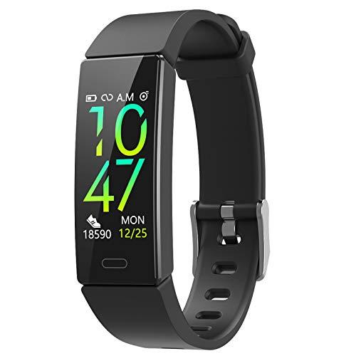 ZURURU Fitness Tracker with Blood Pressure Heart Rate Sleep...