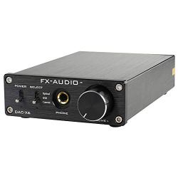 FX-Audio DAC-X6 Mini HiFi 2.0 Digital Audio Decoder DAC