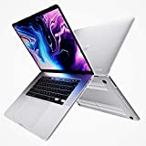i-Blason Halo Case for MacBook Pro 16 inch (2019 Release), Ultra Slim Translucent Hard Case Protective Clear Cover for New MacBook Pro 16' with Touch Bar and Touch ID (Frost/Clear)