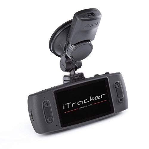 iTracker GS6000-A12 GPS WiFi Autokamera Dashcam 2K 1440p SuperHD 1296p...