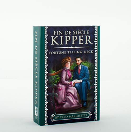 Fin De Siecle Kipper: Fortune Telling Deck (Anglais)