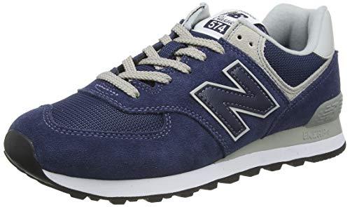 New Balance 574v2-core Trainers, Zapatillas para Hombre, Azul (Navy), 44 EU