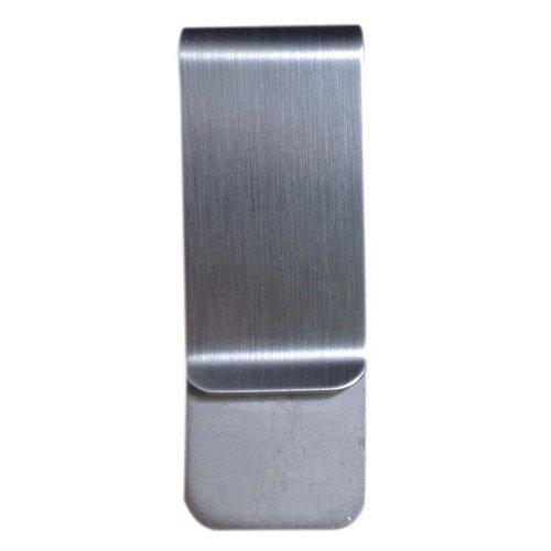 Herren Metall Geldklammer Geldscheinklammer (Edelstahl)