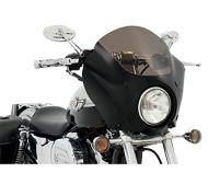 Memphis Shades Gauntlet Cúpula Harley Davidson Sportster XL 883C 1200C