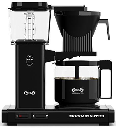 Technivorm 59462 KBG Coffee Brewer, 40 oz, Black 2