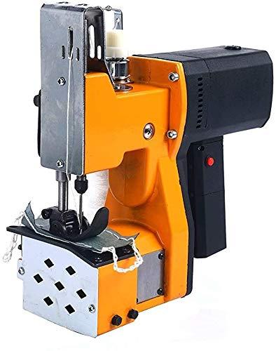 SEAAN- Portatile multifunzione Closer Stitcher Impacchettatrice elettrica Sigillatura Cuciture per...