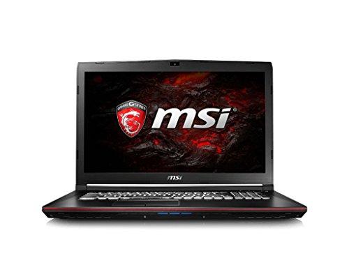 MSI GP72VR Leopard Pro - Portátil para Gaming de 17.3'(Procesador i7, 8 GB...