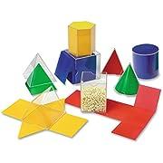 Learning Resources Original Faltbare geometrische Formen,