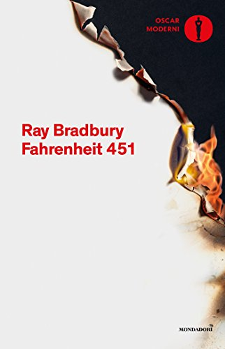 Fahreneit 451 Book Cover