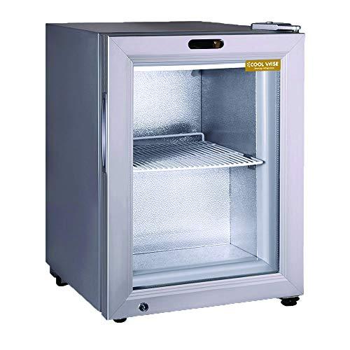 RNG 30 - Congelatore da banco con porta in vetro