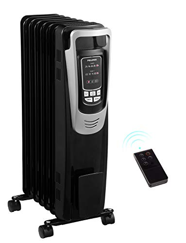 Pelonis ny1507–14A Digital Radiador Calentador con Mando a Distancia