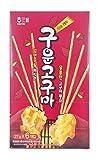 Haitai Baked Potato/Sweet Potato Stick Snack 구운감자, 구운고구마 Sharing Box (Baked Sweet Potato)