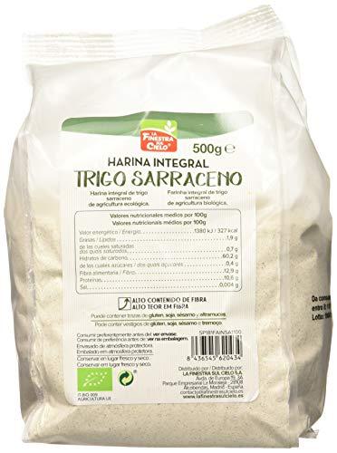 LA FINESTRA SUL CIELO - Harina Integral de Trigo Sarraceno,