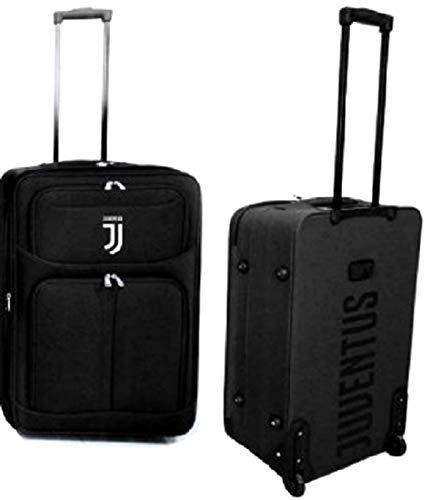 Juventus Trolley Juve JJ Originale Ufficiale Valigia Bagaglio Grande Enzo Castellano TRJJ65GR