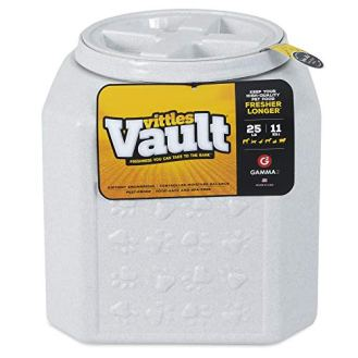 Vittles-Vault-Outback-25-lb-Airtight-Pet-Food-Storage-Container