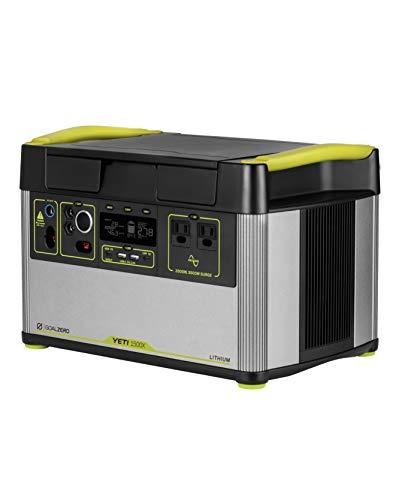 Goal Zero Yeti 1500X Portable Power Station