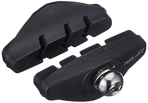 XLC Bremsschuhe Road BS-R01 4er Set 50 mm, Schwarz