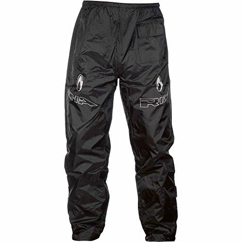 Richa Pluie Warrior Pantalon Textile - Noir, 76cm - M