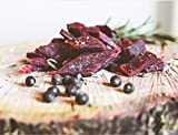 AKTION Gym Jerky Beef Original 1kg | 25x40g | High Protein >60% | Low Fat <4% | Trockenfleisch | Dörrfleisch | MADE IN GERMANY - 2