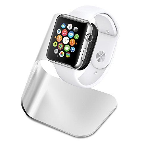 Apple Watch スタンド, Spigen? 充電 クレードル ドック アップル ウォッチ 38mm / 42mm 対応 アルミニウム製 スタンド S330【国内正規品】(2015) (S330 【SGP11555】)