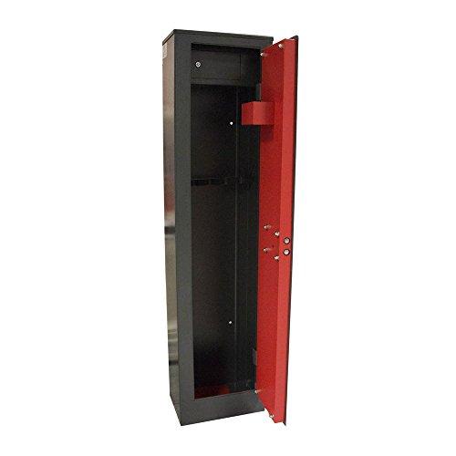 Effesecurity armadio portafucili 5 posti cm 35 x 25 x h 145