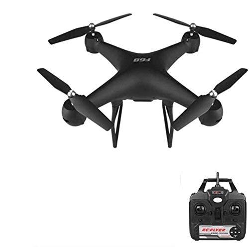 ZHCJH Mini RC Elicottero Drone 2.4 GHz 6 Assi Gyro 4 canali Quadcopter Buona Scelta per Drone(Colore: Nero)