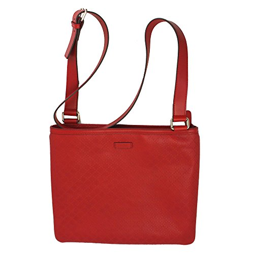 """41Sbfe3d75L Size: 13.8""""x 11.8"""", 35cmx 30cm Color: Red Material: Leather"""