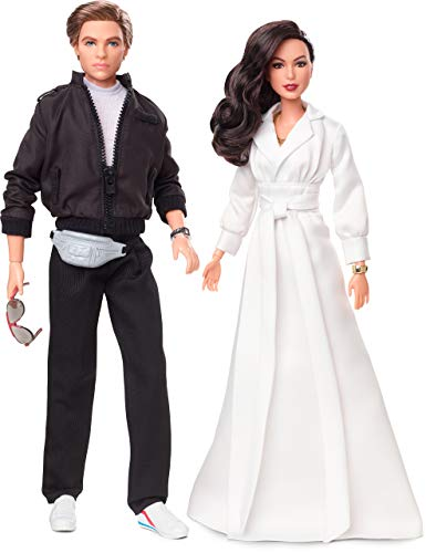 Barbie- Wonder Woman Signature Bambola da Collezione, Giocattolo per Bambini 6+ Anni, Multicolore, GJJ49