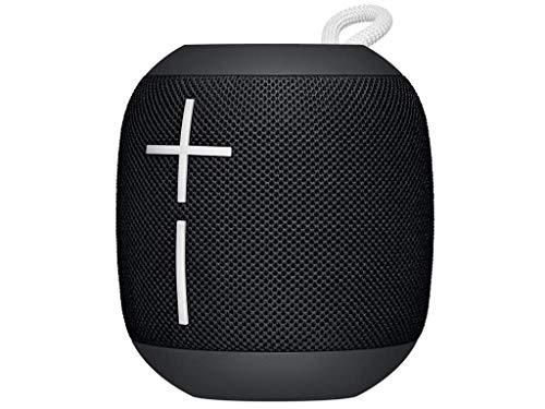 Ultimates Ears Wonderboom enceinte portable Bluetooth, Son étonnamment puissant, Etanche, Connectez deux enceintes pour un son plus puissant, Batterie 10h - Noire