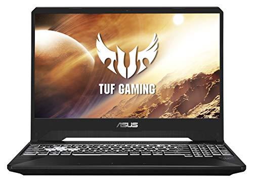ASUS TUF505DT-AL087T PC Portable Gaming 15.6'' (AMD R5-3550H, RAM 8Go DDR4, 512Go PCIe SSD, Optimus NVIDIA GeForce GTX 1650 4Go, Windows 10) Clavier AZERTY Français