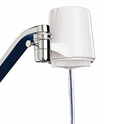 41SiY7holFL - Best Faucet Water Filter Review