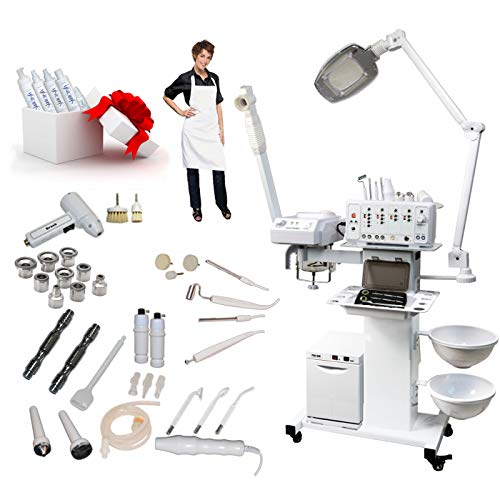 13 in 1 Multifunction Diamond Microdermabrasion Facial Machine Spa Beauty Equipment (No Bed)