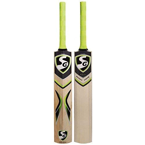 SG Phoenix Xtreme  Kashmir Willow Cricket Bat ( Size: Short Handle,Leather Ball )