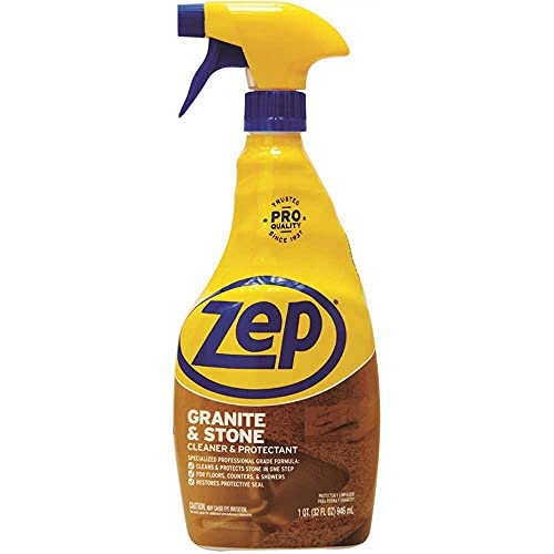 Marble, Granite and Quartz Cleaner, 32 Ounce (ZPEZUMGQ32) Category:...