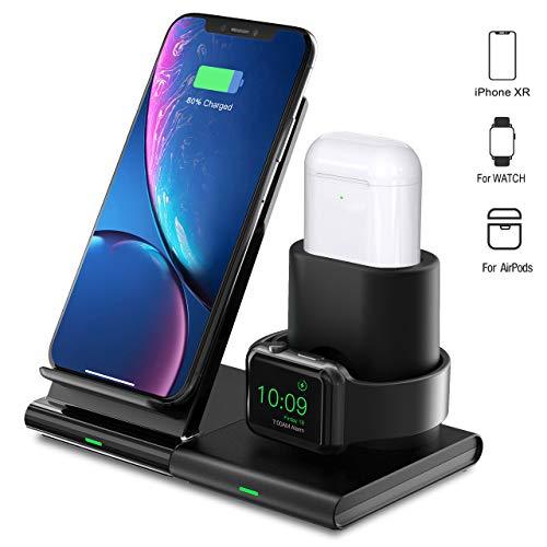 Seneo Caricatore Wireless, Caricabatterie Wireless...