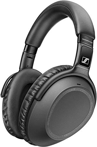 Sennheiser PXC 550 II, Wireless Foldable Headphones with integrated Alexa, Noise Cancellation and Smart Pause, Bluetooth, Circumaural, Black
