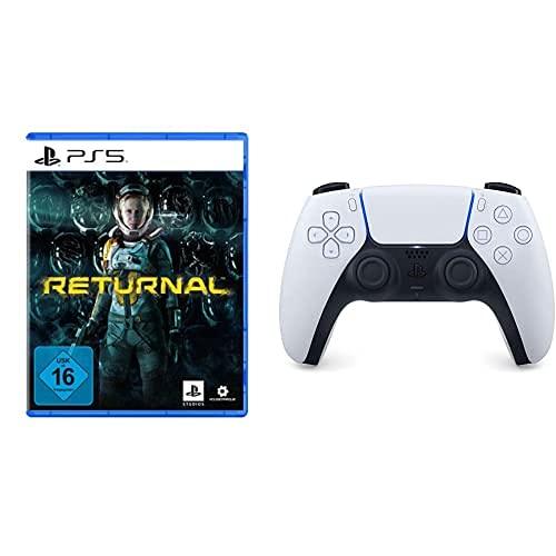 Returnal - [PlayStation 5] + Sony DualSense Wireless-Controller [PlayStation 5]