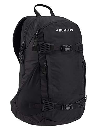 Burton 15286104020 Zaino, Unisex Adulto, True Black Ripstop, Taglia Unica
