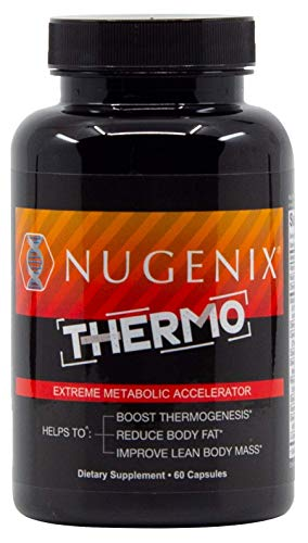 Nugenix Thermo and Total-T - Thermogenic Fat Burner and Total Testosterone Booster for Men 2