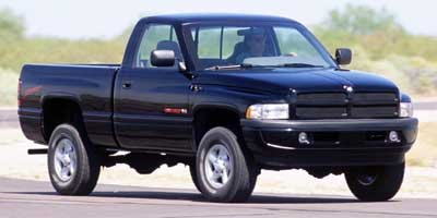 1997 Dodge Ram 1500 Regular Cab 135 Wheelbase