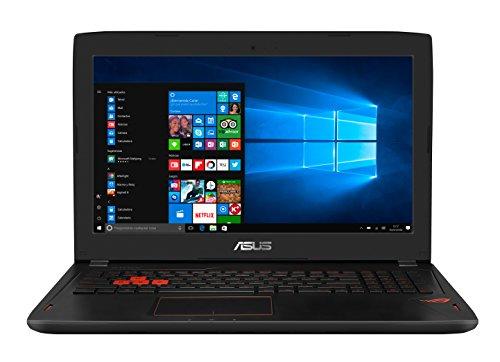 ASUS GL502VM-FY377T - Ordenador Portátil de 15.6' (Intel Core i7-7700HQ ,...