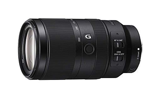 Sony E 70-350mm f/4.5-6.3 G OSS   Obiettivo Zoom, APS-C (SEL70350G)
