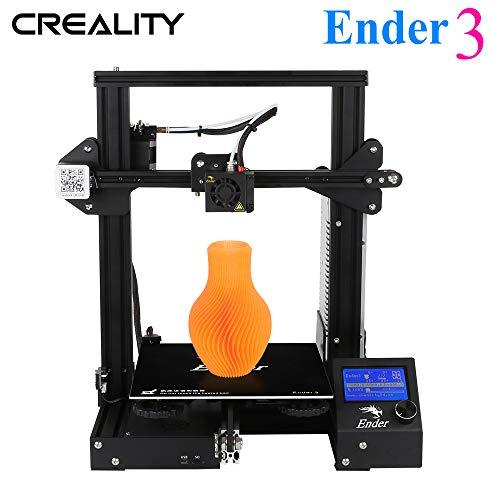 Creality Ender 3 3D Printer Economic Ender DIY KITS with Resume Printing Function V-slot Prusa I3 220x220x250MM