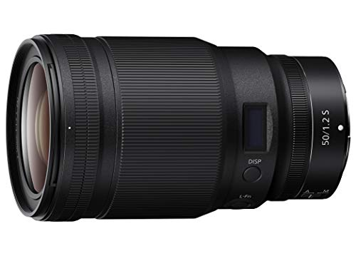 Nikon 単焦点レンズ NIKKOR Z 50mm f/1.2S Zマウント フルサイズ対応 Sライン NZ50 1.2