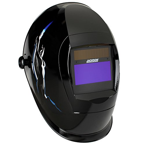 5. Jackson Safety SmarTIGer Variable Welding Helmet