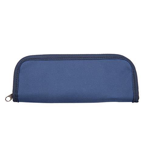 Borsa diabetico - Insulina portatile Borsa termica paziente diabetico dell'organizzatore di caso isolato di viaggio (Colore : Navy Blue)