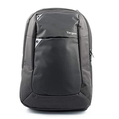 Targus TBB565GL Intellect - Zaino per PC portatile da 15,6', 16 litri, colore: Nero/Grigio